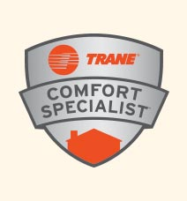 We offer the best AC & heating with Trane and Carrier.