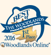 2013 Winner of The Best of The Woodflands